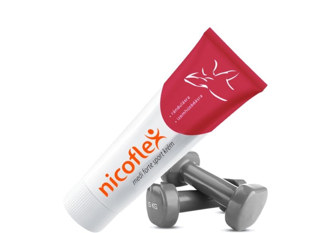 Nicoflex sport krém
